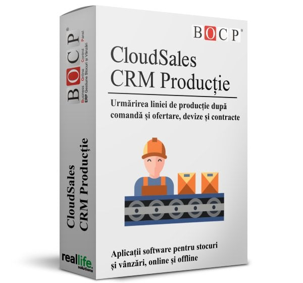 BOCP CRM Productie