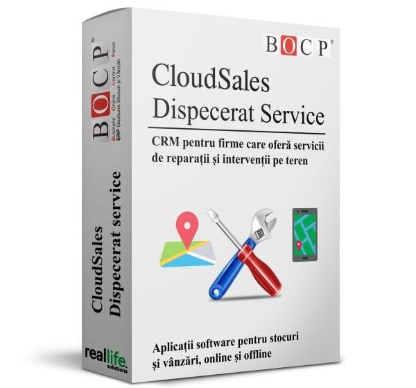BOCP Dispecerat Service