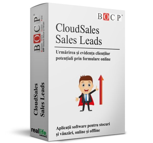 CRM Sales Leads - Clienti potentiali
