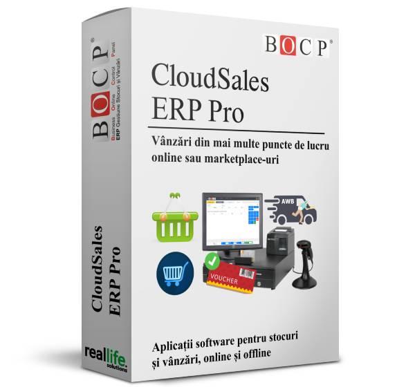 ERP vanzari, magazin online, marketplace, sincronizare stoc, preluare comenzi